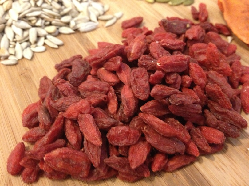 Superfood Snack: Organic Goji Berries