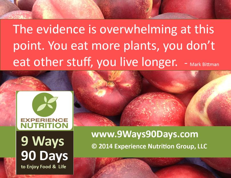 9 Ways 90 Days Food Quote