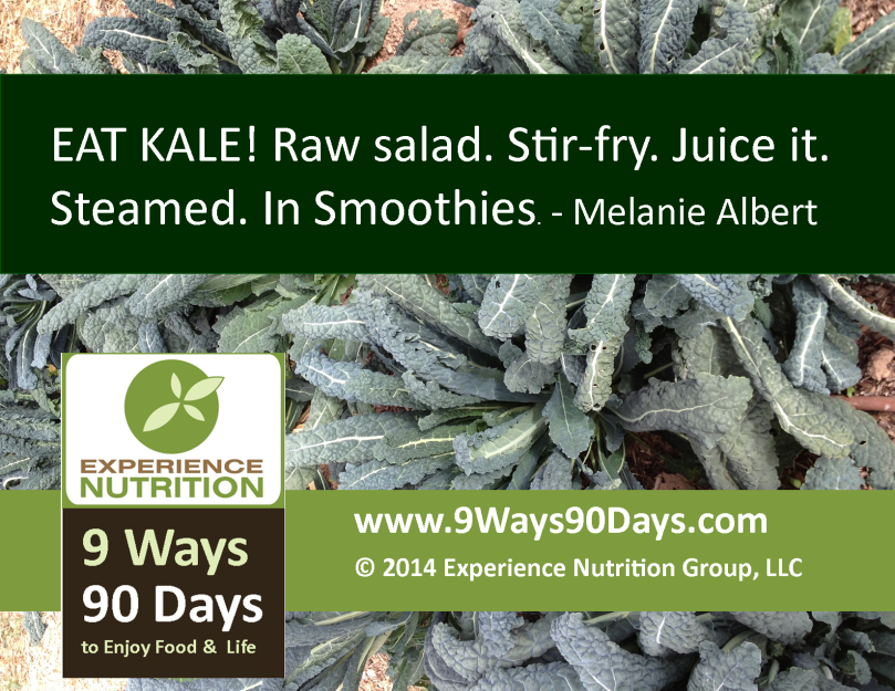 9 Ways 90 Days Eat Kale