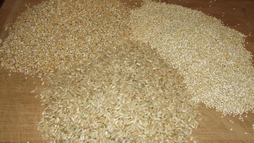 9 Ways 90 Days: Eat Whole Grains