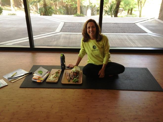 Melanie Albert: Intuitive Eating at Spirit of Yoga in Tempe, Arizona
