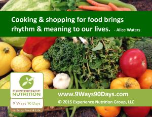 9 Ways 90 Days Favorite Food Quote