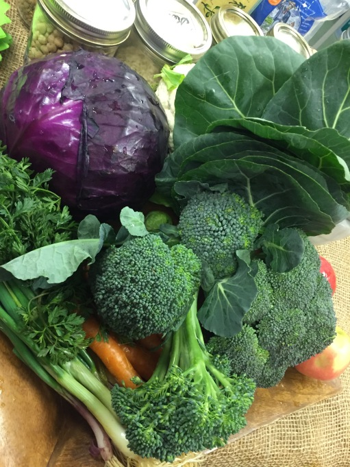 Garden & Farmers Market Goodies