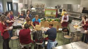 Hands-on Interactive Cooking Class
