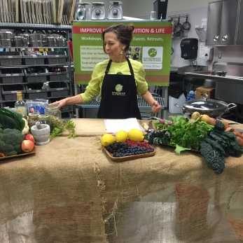 Melanie Albert: Intuitive Cooking with Local Seasonal Produce