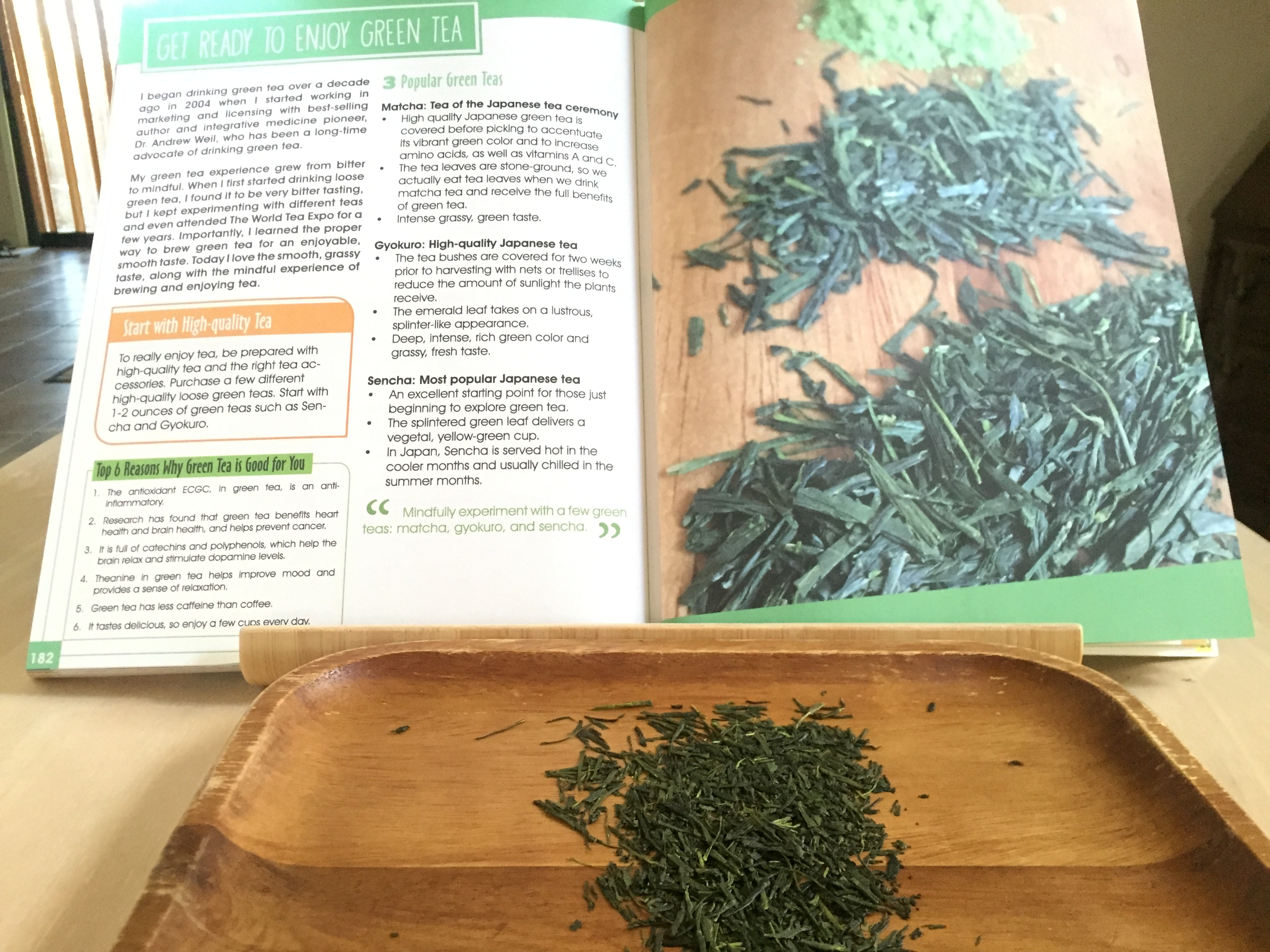 A New View Of Healthy Eating 5 Simple Steps To Steep The Perfect Green Tea A New View Of Healthy Eating